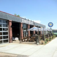 6/3/2012 tarihinde Katyziyaretçi tarafından Denver Beer Co.'de çekilen fotoğraf