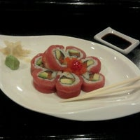 Photo taken at Cherry Sushi by Alparslan A. on 3/27/2012