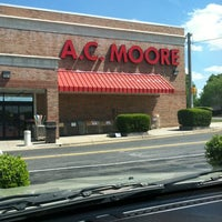 Photo taken at A.C. Moore by Joni M. on 4/16/2012