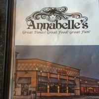 Photo taken at Annabelle's by Angela D. on 5/16/2012