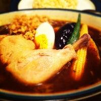 Photo taken at BAR CAFE SOUPCURRY ZORA by Fukumi K. on 6/20/2012