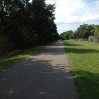 Photo taken at General James A. Van Fleet State Trail by Harriette C. on 5/27/2012