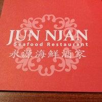 Photo taken at Jun Njan Restaurant by RiO S. on 6/9/2012