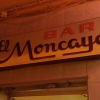 Photo taken at Bar El Moncayo by Luis R. on 8/25/2012