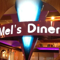 Photo taken at Mel's Diner by Jeanie T. on 6/10/2012