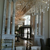 Photo taken at Rixos Pera Istanbul by Faisal A. on 6/3/2012