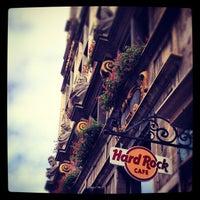 Foto scattata a Hard Rock Cafe Brussels da Evgeny S. il 8/25/2012