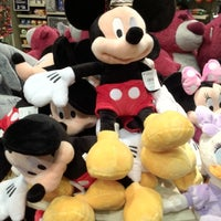 Photo taken at Disney Store by Andrew H. on 3/30/2012