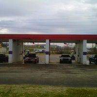 Photo taken at 25¢ Car Wash by gene p. on 2/15/2012