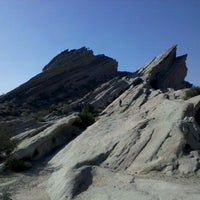 Photo taken at Vasquez Rocks Park by Geoff C. on 3/11/2012
