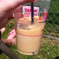 Photo taken at Dunkin Donuts by Lindsey B. on 6/16/2012