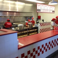 Photo taken at Five Guys by Michael 😬 L. on 6/29/2012