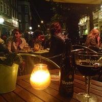 Photo taken at Café De Groene Vlinder by Alex J. on 9/6/2012