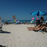 Photo taken at Anna Maria Island by Jonphilip R. on 3/14/2012