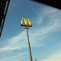 Photo taken at McDonald's by Kayla B. on 3/31/2012