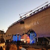 Foto scattata a Arena Sferisterio da Marco B. il 6/15/2012