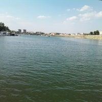 Photo taken at Sava by Predrag K. on 8/18/2012