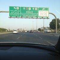 Photo taken at King Abdulaziz Rd by WAEL A. on 7/5/2012