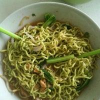 Photo taken at mie ayam kalimalang tambun by edward p. on 5/19/2012