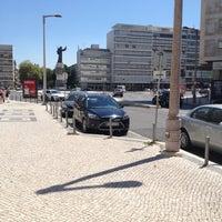 Photo taken at Avenida da Igreja by Rui on 7/18/2012