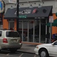 Photo taken at BonChon Chicken by Danilo C. on 7/19/2012