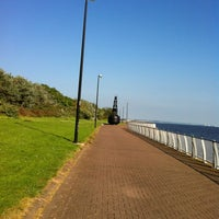 Photo taken at Otterspool park by Mikey B on 5/29/2012