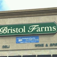 Photo taken at Bristol Farms by Tracy G. on 4/26/2012