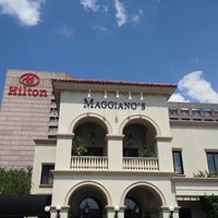 Photo taken at Maggiano's Little Italy by Khoa P. on 9/7/2012
