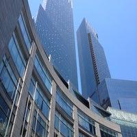 Photo taken at Time Warner Center by Bob U. on 6/23/2012