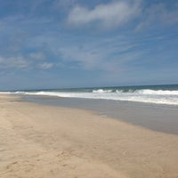 Photo taken at Nauset Beach by volkermampft on 6/19/2012