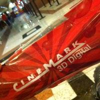 Photo taken at Cinemark by Rafael P. on 5/27/2012