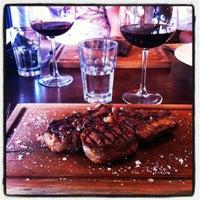 Photo taken at Günaydın Kasap & Steakhouse by Deniz E. on 6/23/2012
