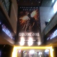 Photo taken at CGV Yongsan IPARK Mall by Namkyeong L. on 7/30/2012