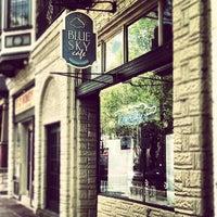 Photo taken at Blue Sky Café by Christopher Z. on 6/26/2012
