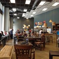 Photo taken at Awaken Cafe by Bay M. on 9/11/2012
