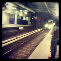 Photo taken at RapidKL Hang Tuah (ST3) LRT Station by Kingsley O. on 4/20/2012