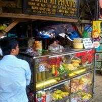 Photo taken at Bánh Mì Phượng by Terrenz N. on 2/23/2012