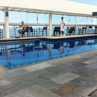 Photo taken at Piscina Othon Palace by Jeferson d. on 3/11/2012