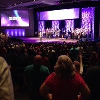 Photo taken at Pinelake Church by Aaron R. on 3/1/2012