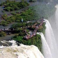 Foto tomada en Cataratas del Iguazú por Cataratas del Iguazú - Iguazú Falls, Argentina el 6/17/2012