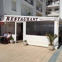 """Photo taken at Restaurant """"Maura"""" by Jordi P. on 3/24/2012"""