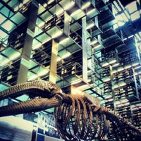 Photo taken at Biblioteca Vasconcelos by Franz E. on 7/28/2012