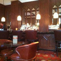 Photo taken at Fireside Lounge at Four Seasons Resort Vail by Jessica N. on 7/16/2012