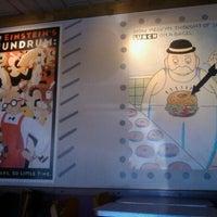 Photo taken at Einstein Bros Bagels by steve b. on 3/10/2012