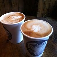 Снимок сделан в Lucid Cafe пользователем Tutes 2/10/2012