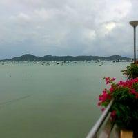 Photo taken at Chalong Bay Pier by za on 9/12/2012
