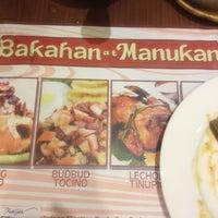 Photo taken at Bakahan At Manukan by Raffy T. on 3/3/2012