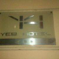Foto scattata a Hotel Yes da Katharina K. il 7/27/2012