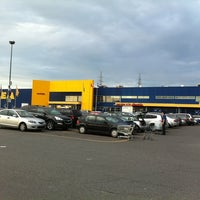 Photo taken at IKEA Montréal by Betty E. on 8/13/2012