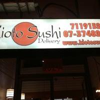 8/30/2012 tarihinde Aleziyaretçi tarafından Kioto Sushi'de çekilen fotoğraf